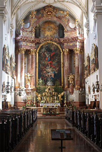 michaelerkirche 6